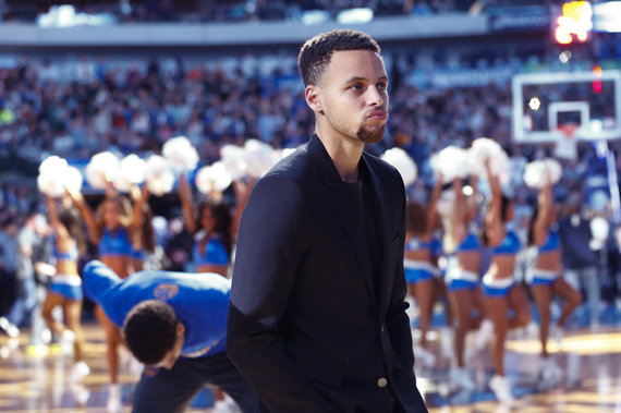 """Scanpix"" nuotr./Stephenas Curry"