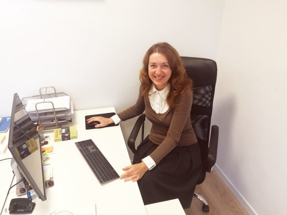 Partnerio nuotr./Centric Care Lietuva personalo vadovė Liudmila