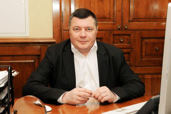 Partnerio nuotr./klinikos vadovas Olegas Kovriguine