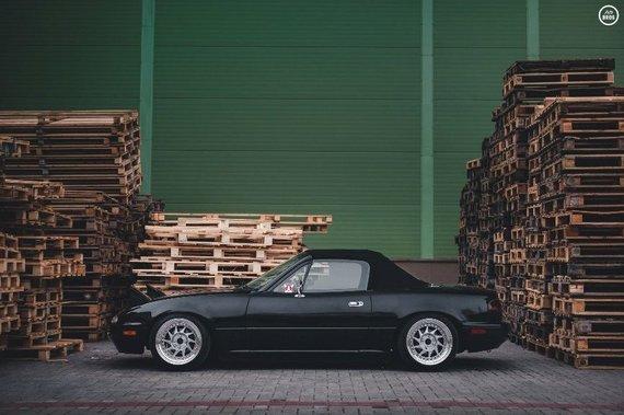 Partnerio nuotr./Mazda Miata