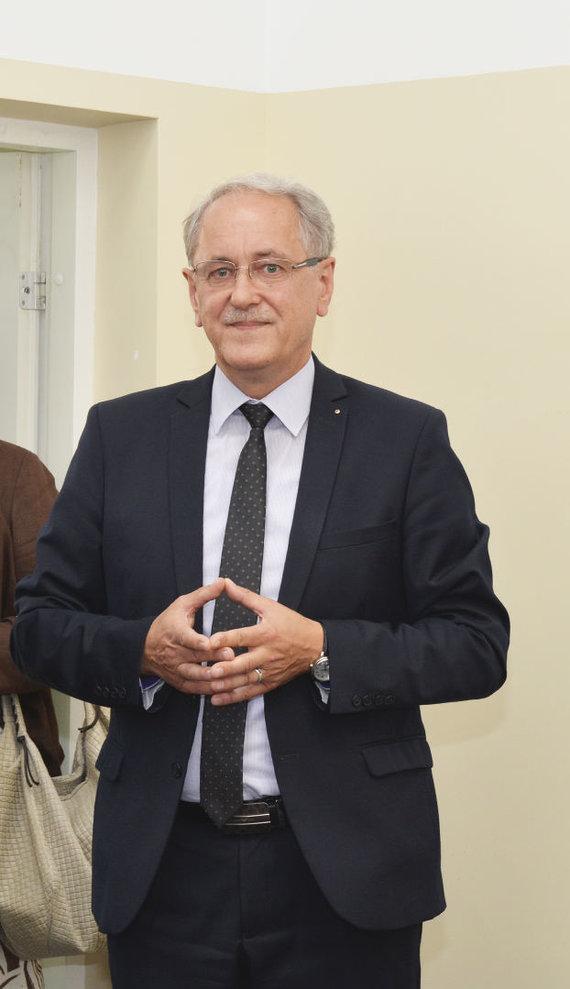 Partnerio nuotr./Lietuvos gydytojų vadovų sąjungos (LGVS) prezidentas dr. Kęstutis Štaras