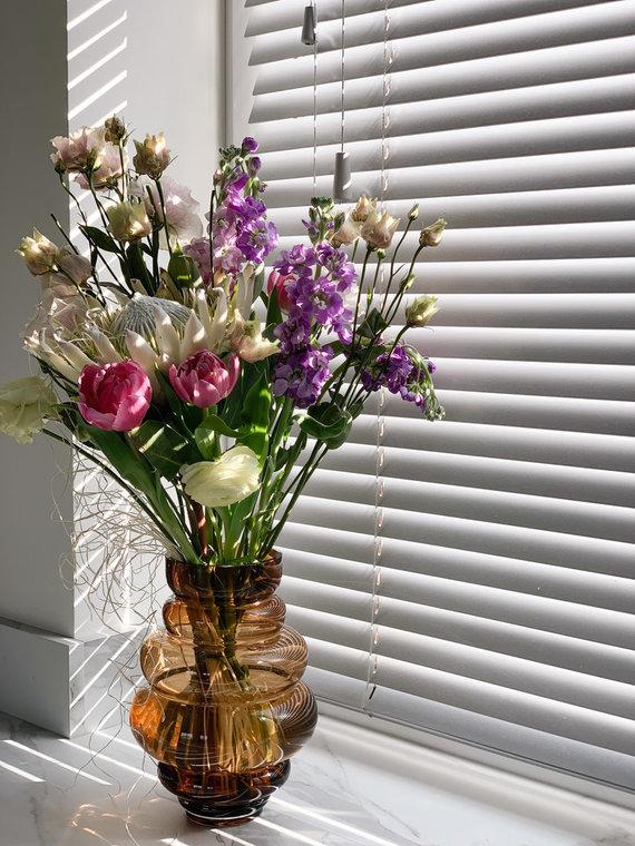 Partnerio nuotr./Kokias gėles rinktis Tėvo dienai, į namus ar netgi lovą?