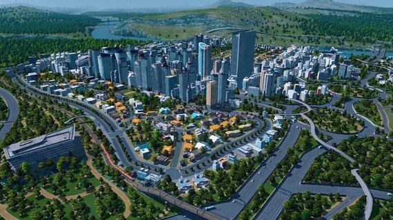 Partnerio nuotr./Cities: Skylines