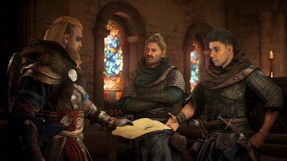"Partnerio nuotr./""Assassin's Creed: Valhalla"""