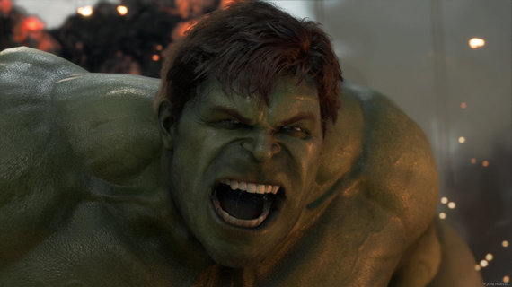 """Partnerio nuotr./""""Marvel's Avengers"""""""