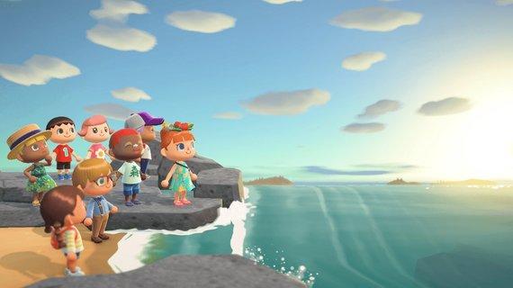 "Partnerio nuotr./""Animal Crossing: New Horizons"""