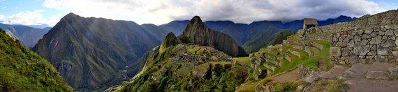 Projekto partnerio nuotr./Inkų bekelės maratonas