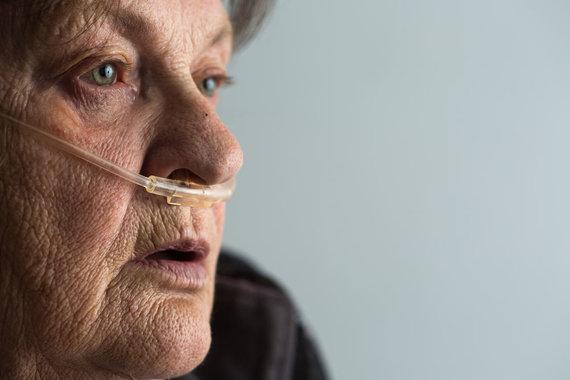 Projekto partnerio nuotr./Mokslo įrodyta, kad ilgalaikė deguonies terapija ženkliai pagerina gyvenimo kokybę ir prailgina gyvenimą 5-7 metais.
