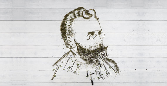 Nerijaus Kuzmicko nuotr./Signataras Jonas Basanavičius.