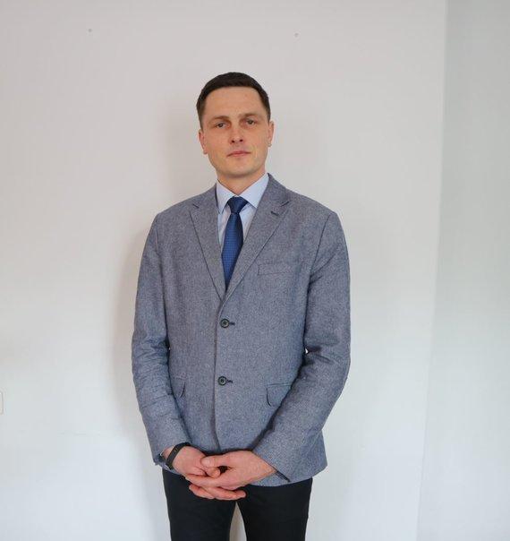 Kultūros ministerijos nuotr./Kauno IX forto muziejaus vadovas Marius Pečiulis