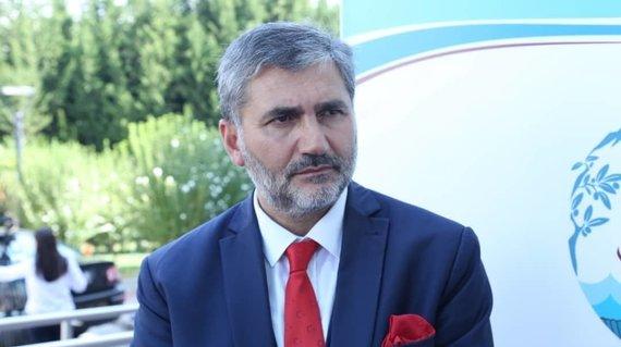 Kamil Sugdiyon nuotr./Eminas Cakmakas, Turkijos medicininio turizmo asociacijos vadovas