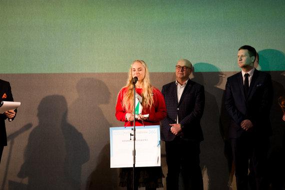 Mariaus Vizbaro / 15min nuotr./Kauno sporto apdovanojimai 2018