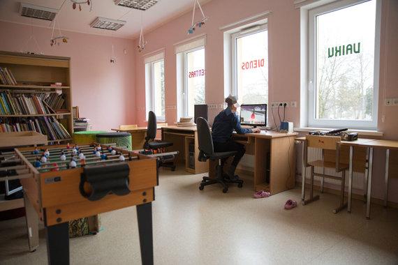 Mariaus Vizbaro / 15min nuotr./Kėdainių pagalbos šeimai centras