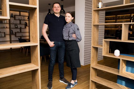 Mariaus Vizbaro / 15min nuotr./Rokas ir Justė Varškiai