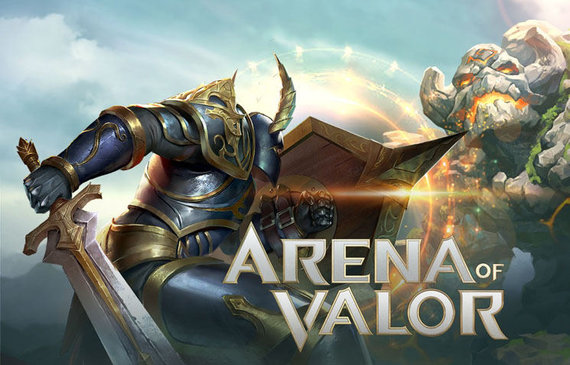 """""""Arena of Valor"""""""