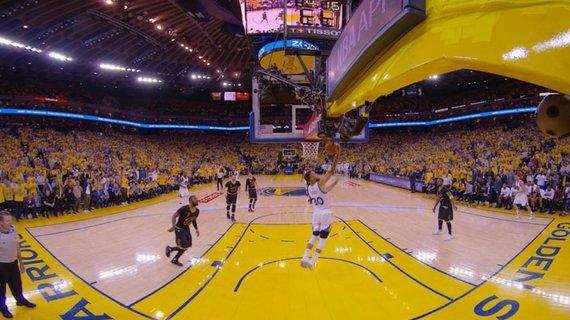 NBA VR transliacija