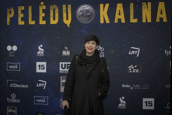 """Renginio nuotr./Filmo """"Pelėdų kalnas"""" peržiūra"""