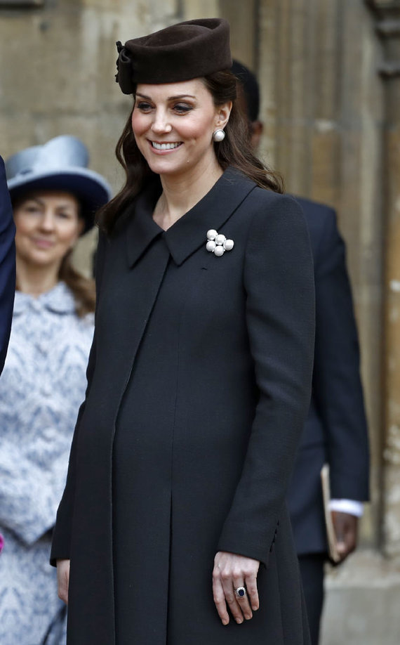 "AFP/""Scanpix"" nuotr./Kate Middleton"