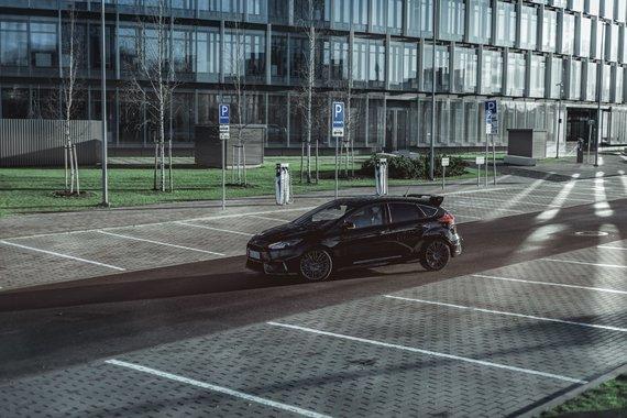 Dainiaus Voverio nuotr./Ford Focus RS