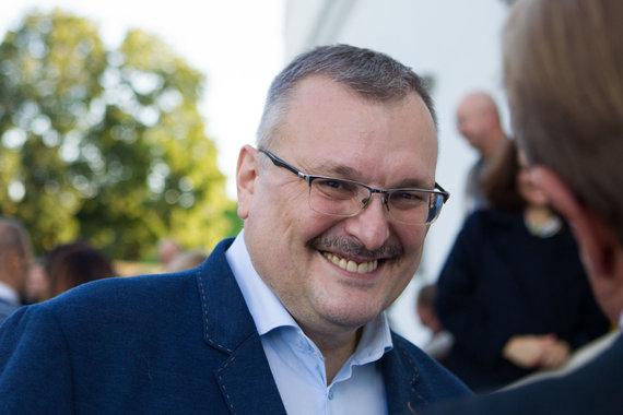 Vyganto Skaraičio nuotr./Kęstutis Daukšys