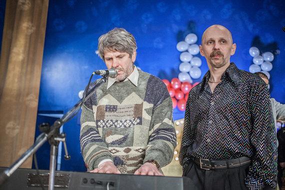 Mato Astrausko nuotr./Andrius Bialobžeskis ir Marijus Bernotas