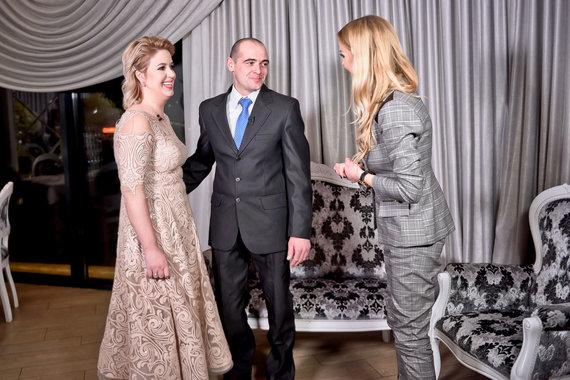 """tomasfoto.lt nuotr./""""Misija: vestuvės"""": Raimondos išvaizdos pokyčiai"""