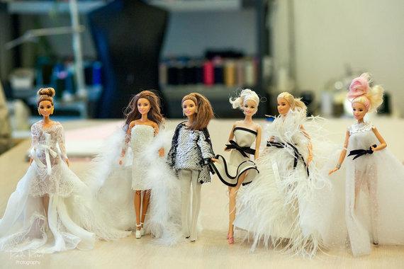 "Reda Ruzel Photography nuotr./""Barbie"" lėlės"