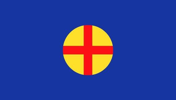 Wikipedia Commons pav./Paneuropos sąjungos vėliava