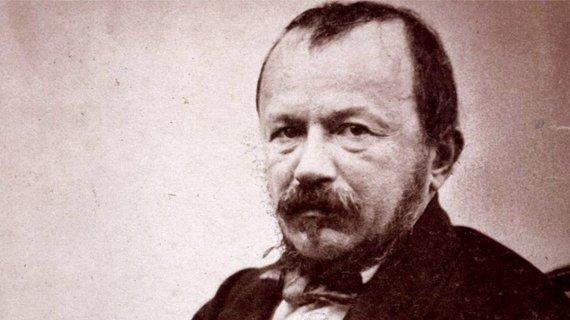 enviedecrire.fr nuotr./Poetas Gérardas de Nervalis po Paryžių vedžiojosi omarą