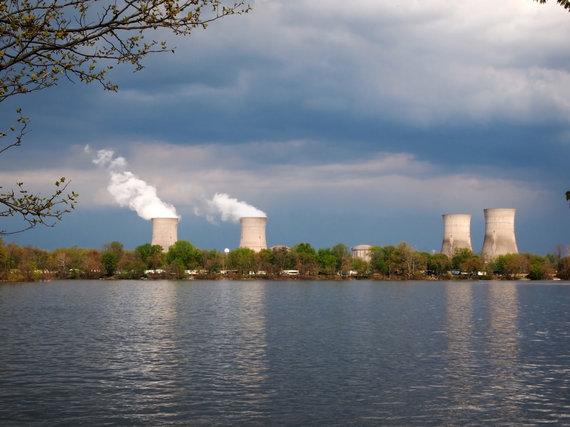 123rf.com nuotr./Trijų mylių salos atominė elektrinė