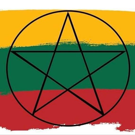 Facebook nuotr./Wiccans of Lithuania puslapio viršelis