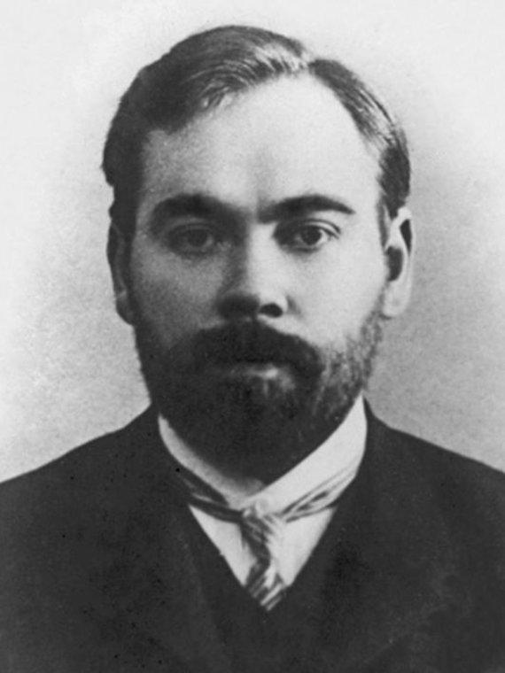 Wikimedia Commons nuotr./Aleksandras Bogdanovas
