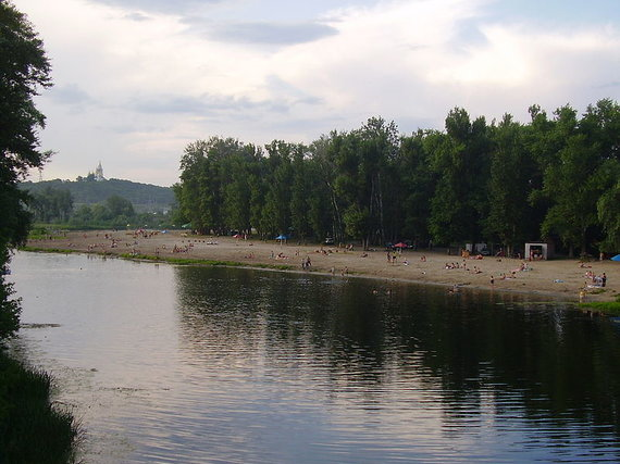 Wikimedia Commons nuotr./Vorsklos upė dabar