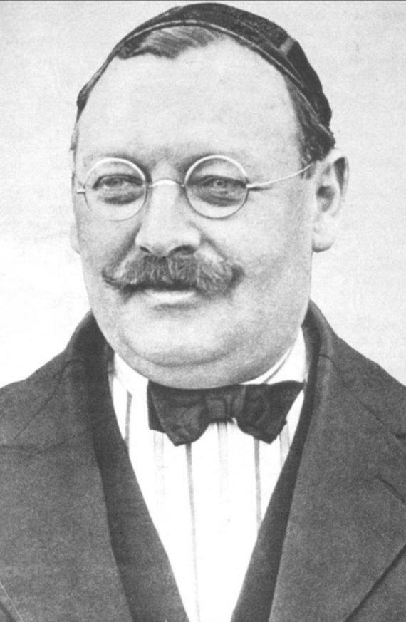 Wikimedia Commons / Public Domain nuotr./Hansas Gamperis