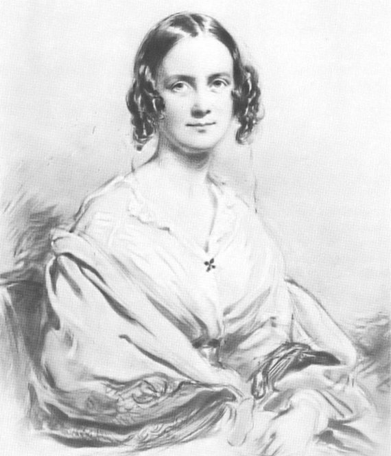 Wikipedia Commons nuotr./Emma Wedgwood, Ch.Darwino pusseserė ir žmona