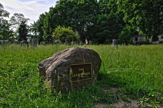 Wikimedia Commons / Public Domain nuotr./Dabartinis Odininko kapas