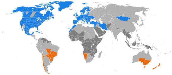 en.wikipedia.org/Laiką persukančių šalių žemėlapis