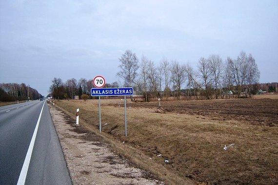 en.wikipedia.org nuotr./Aklasis ežeras
