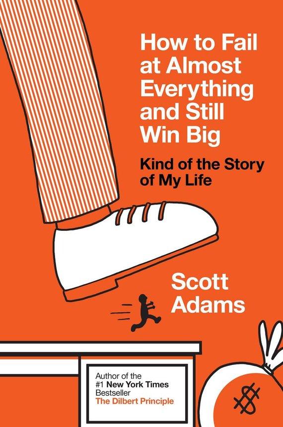 Scotto Adamso knygos viršelis