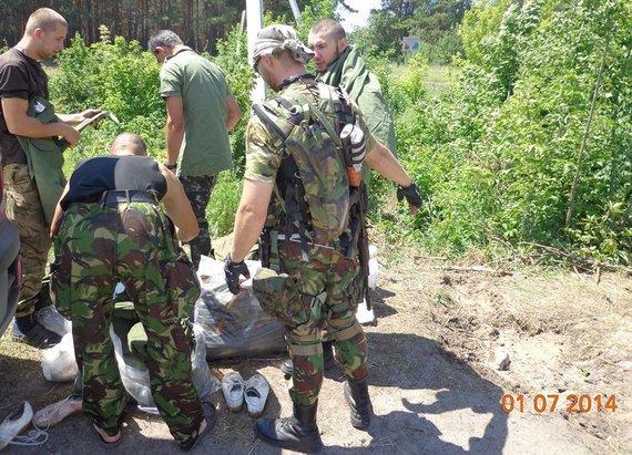 Ukrainos kariuomenei reikia batų