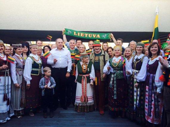 Lietuvių bendruomenė Rusijoje