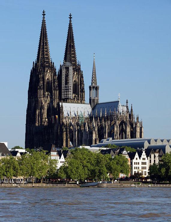 """Wikimedia Commons"" nuotr. (Rolf Heinrich)/Kelno katedra"