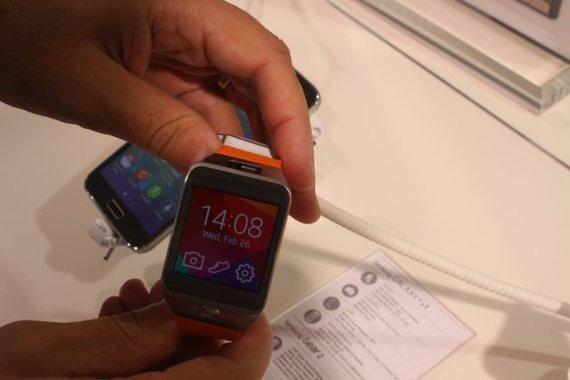 Išmanusis laikrodis Galaxy Gear 2