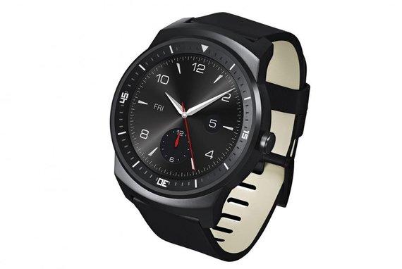 LG nuotr./LG G Watch