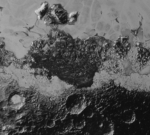 NASA/New Horizons nuotr./Plutonas