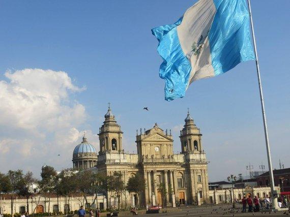 Gvatemala. L.Stanienės nuotr.