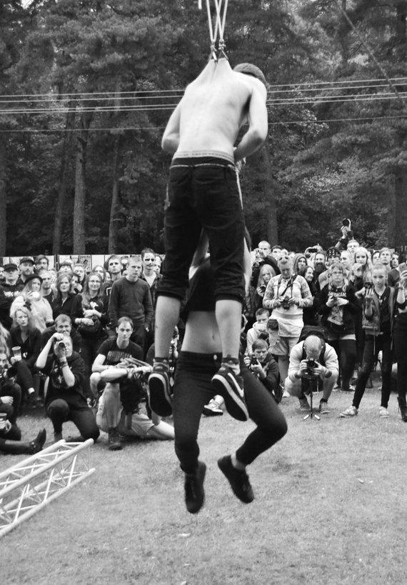 "Akvilės Jakutytės/Žmonės.lt nuotr./Trečioji festivalio ""Devilstone"" diena"