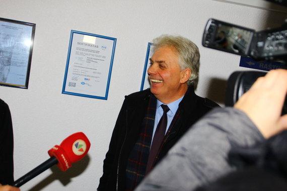 Tomo Markelevičiaus / 15min nuotr./Panevėžio apygardos teisme – nuosprendis Alvydui Katinui