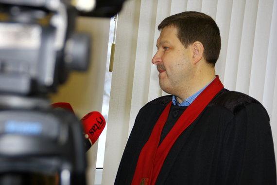 Tomo Markelevičiaus / 15min nuotr./Prokuroras Rolandas Stankevičius
