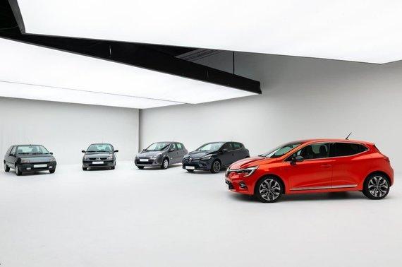 """Gamintojo nuotr./Naujasis """"Renault Clio"""""""